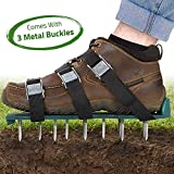 HEYLOVE Lawn Aerator Spike Shoes - for