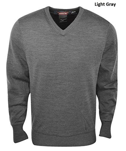 Mizuno Golf Hayate V-Neck Sweater