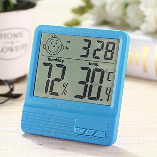 YXBaby Temperatura digital Medidor de humedad