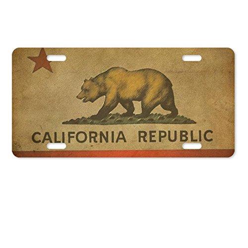 metal-license-plate-cover-california-republic-myspace-backgrounds-flag-aluminum-license-plate-12-x-6
