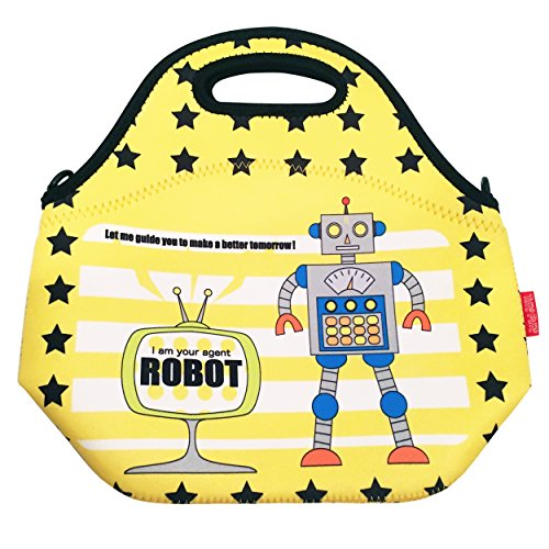 Neoprene Insulated Robot Lunch