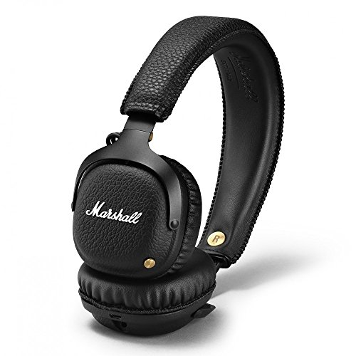 Marshall Mid Bluetooth On-Ear-Kopfhörer, schwarz