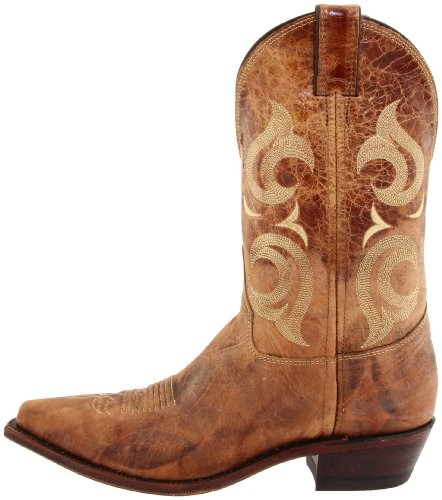 "Justin Boots Men's U.S.A. Bent Rail Collection 11"" Boot Narrow Square Toe,Puma Tan/Puma Tan,10.5 D US"