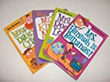 My Weird School 4 Book Set 1-4: Miss Daisy is Crazy!/Mr. Klutz is Nuts!/Mrs. Roopy is Loopy!/Ms. Hannah is Bananas!