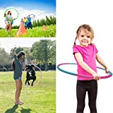 Liberry Kids Hoola Hoop, Detachable & Size