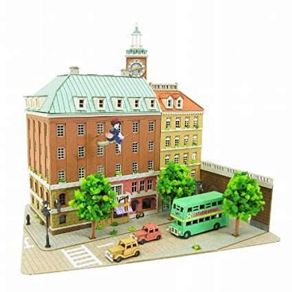 Amazon Mk07 16 Paper Craft Town Of Courier Koriko Of 1220