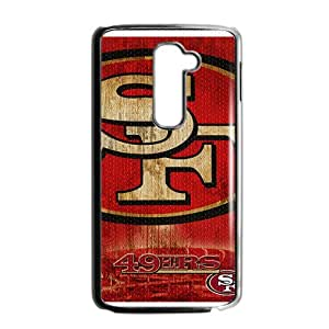 SF 49ERS Fahionable And Popular High Quality Back Case Cover For LG G2