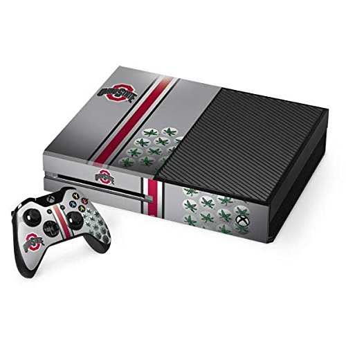 Ohio State University Xbox One Console and Controller Bundle Skin - Ohio State University Buckeyes | Schools X Skinit Skin