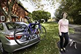 Saris Bones Car Trunk Bike Rack, 2 Bikes , Black