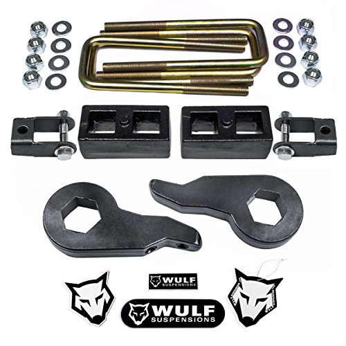 02 chevy silverado lift kit 4 - 7