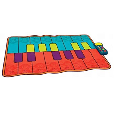 ZLWPH Music Carpet Mat, Children's Music Pad Tactile Game Dance Baby Early Education Toy Mat Music Toy (Suitable for Kids): Home & Kitchen