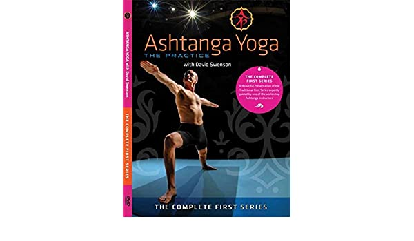 Ashtanga Yoga The Complete First Series DVD Reino Unido ...