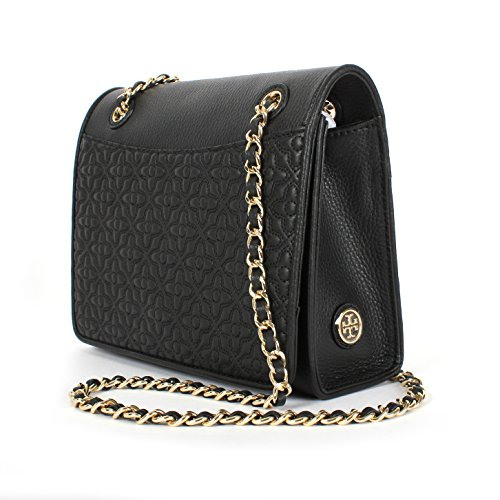 34ce8a305f69 Tory Burch Bryant Medium Bag, Black, Style No. 39068