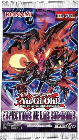 Konami YGO-sHSP de - Juego de cartas - Yu-Gi-Oh! Sombra ...