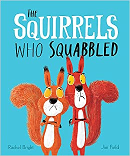 Image result for the squirrels who squabbled