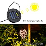 Hanging Solar Lights Tomshine Solar Lantern LED