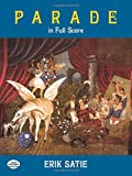 img - for Parade in Full Score (Dover Music Scores) book / textbook / text book