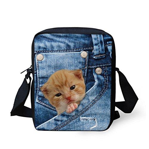 Advocator - Bolso cruzados para mujer, Color-15 (Rojo) - Advocator packable backpack Color-13
