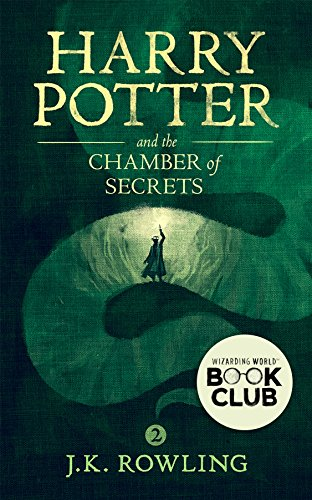Harry Potter Book Cover Hd ~ Harry potter and the chamber of secrets j k rowling