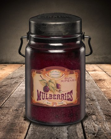 McCalls Country Candles Oz Mulberry