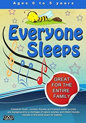 Everyone Sleeps DVD by Quiet Time Entertainment