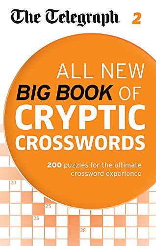 Telegraph: All New Big Book of Cryptic Crosswords 22 (Telegraph Puzzle Books)