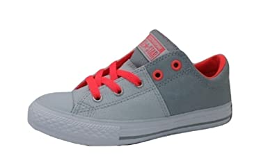 e727161a0c21 Converse Chuck Taylor All Stars Madison OX Pure Platinum Wolf Grey (2 Little