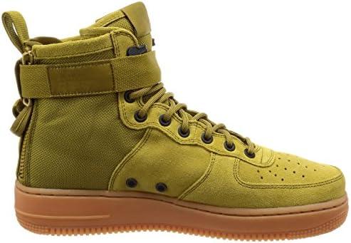 Scarpe e sneaker da uomo Nike SF Air Force 1 Mid Desert Moss