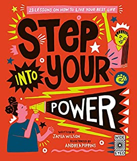 Book Cover: Step Into Your Power: 23 lessons on how to live your best life