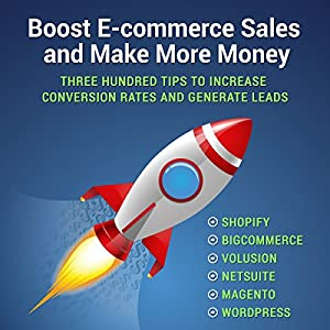Boost E-commerce Sales and Make More Money Hörbuch