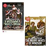 Shakespeare's Globe Theatre Comedy Value 2-Pack: Merry Wives of Windsor / Midsummer Night's Dream