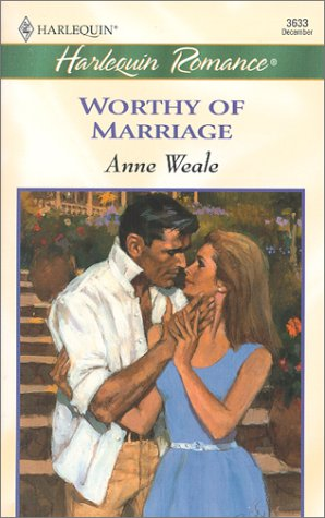 Worthy Of Marriage (Romance, 3633)