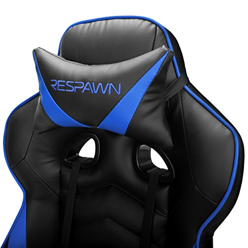 51643KnXcaL - RESPAWN-110-Racing-Style-Gaming-Chair-Reclining-Ergonomic-Leather-Chair-with-Footrest
