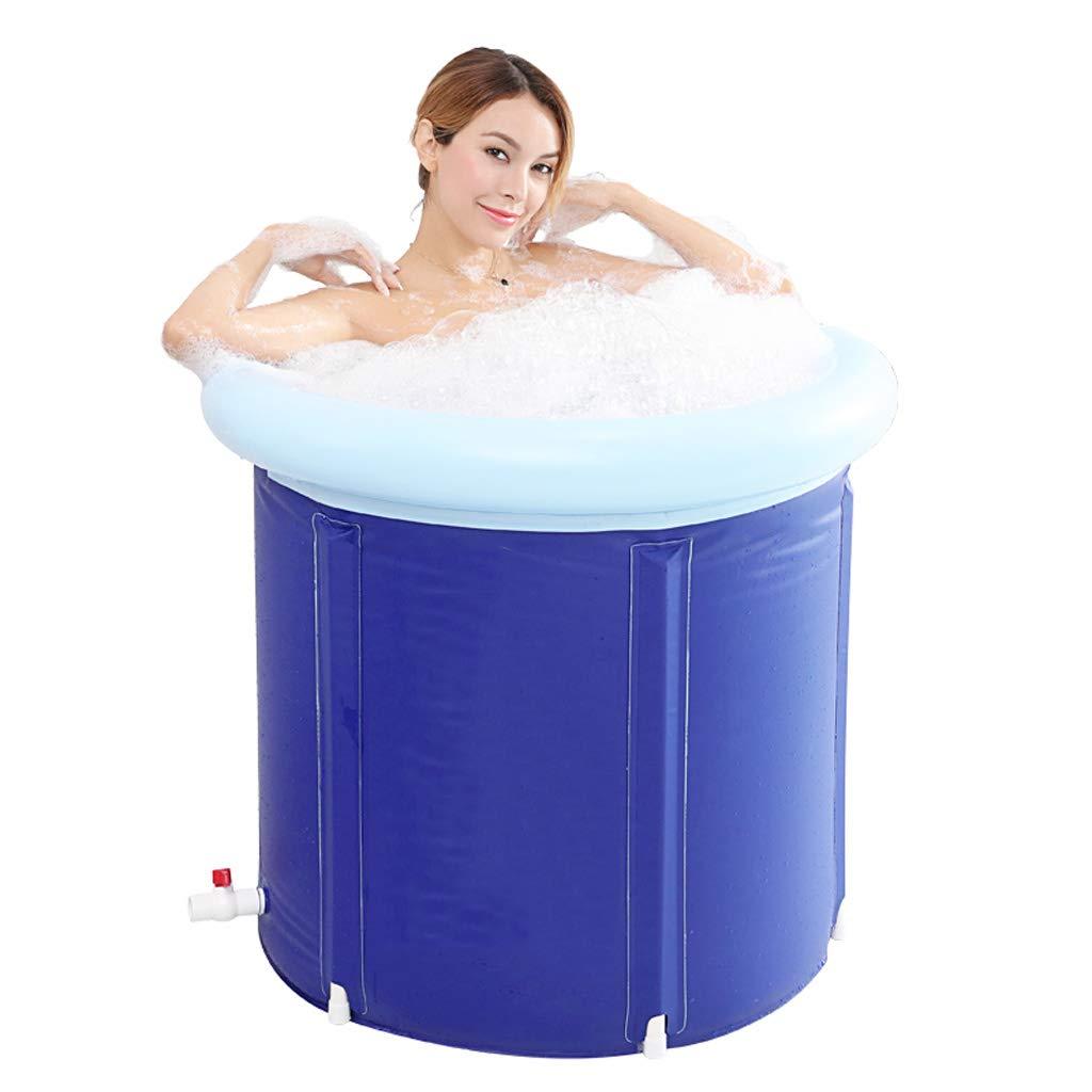 Erwachsener aufblasbarer Hauptverdickungs-Größer Körper, der Plastikbad faltet