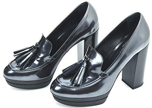 HXW2990W4201QAB999 HXW2990W4201ONB401 Woman PIOMBO Hogan Heel H299 Decolte LEAD Shoes Code Sx7wwPpqH