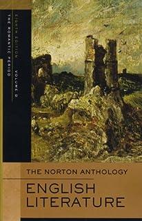 Amazon com: The Norton Anthology of English Literature