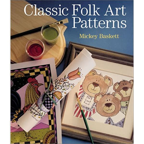 Lot of 2 books Decorative Painter Color Shaper Book patterns for wood ceramics canvas painting home decor and Home Decor and Craft Stencils
