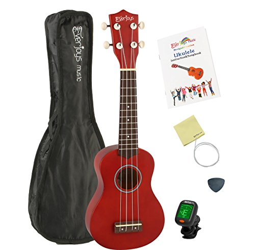 everjoys-music-collection-1-sell-21-soprano-ukulele-starter-kit-with-gig-bag-songbook-tuner-pick-spa