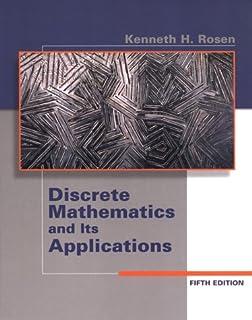 Amazon discrete mathematics instructors manual 9780072899078 discrete mathematics and its applications fandeluxe Image collections