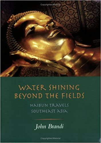 Book Water Shining Beyond the Fields: Haibun Travels Southeast Asia
