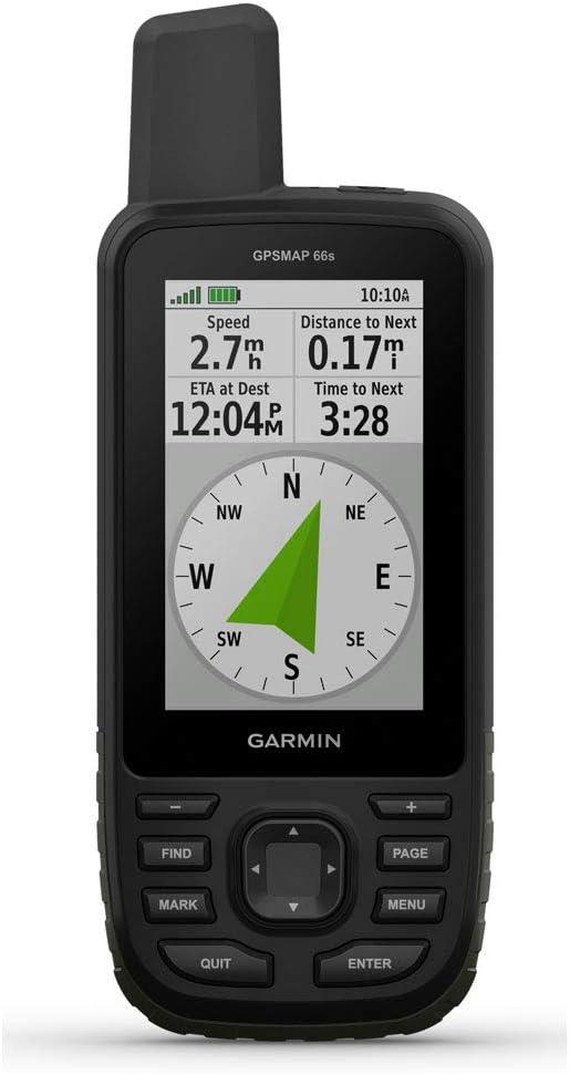 Garmin GPSMAP 66s navegador 7,62 cm (3
