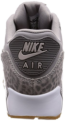 004 Max White Chaussures Gris 90 Gymnastique Gris Grey Air de LTR Nike Gunsmoke Se GG Atmosphere Fille axHwnZq