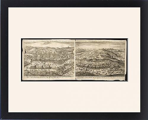 Framed Print Of Battle Of White Mountain by Prints Prints Prints