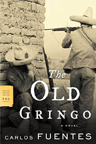 book cover of The Old Gringo