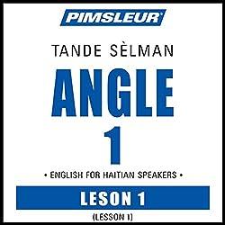 ESL Haitian Phase 1, Unit 01