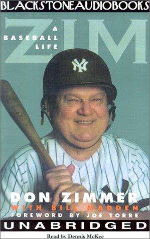 Zim: A Baseball Life (Library Edition) ebook