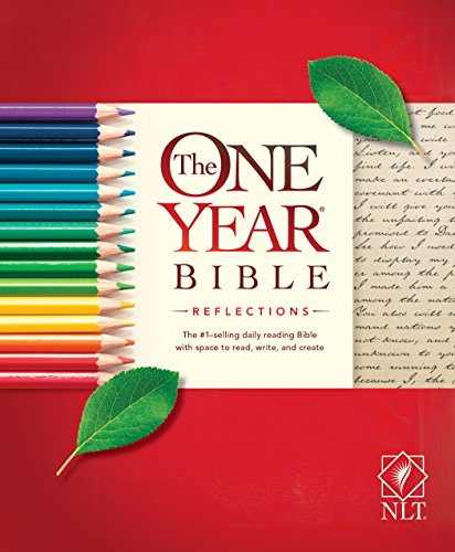 The One Year Bible Reflections NLT