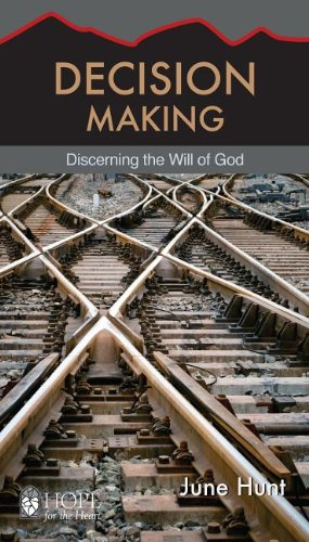 Decision Making: Discerning the Will of God (Hope for the Heart) ebook