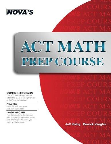 ACT Math Prep Course