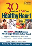 Product review for 30 Minutes a Day to a Healthy Heart